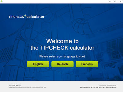 EiiF TIPCHECK calculator