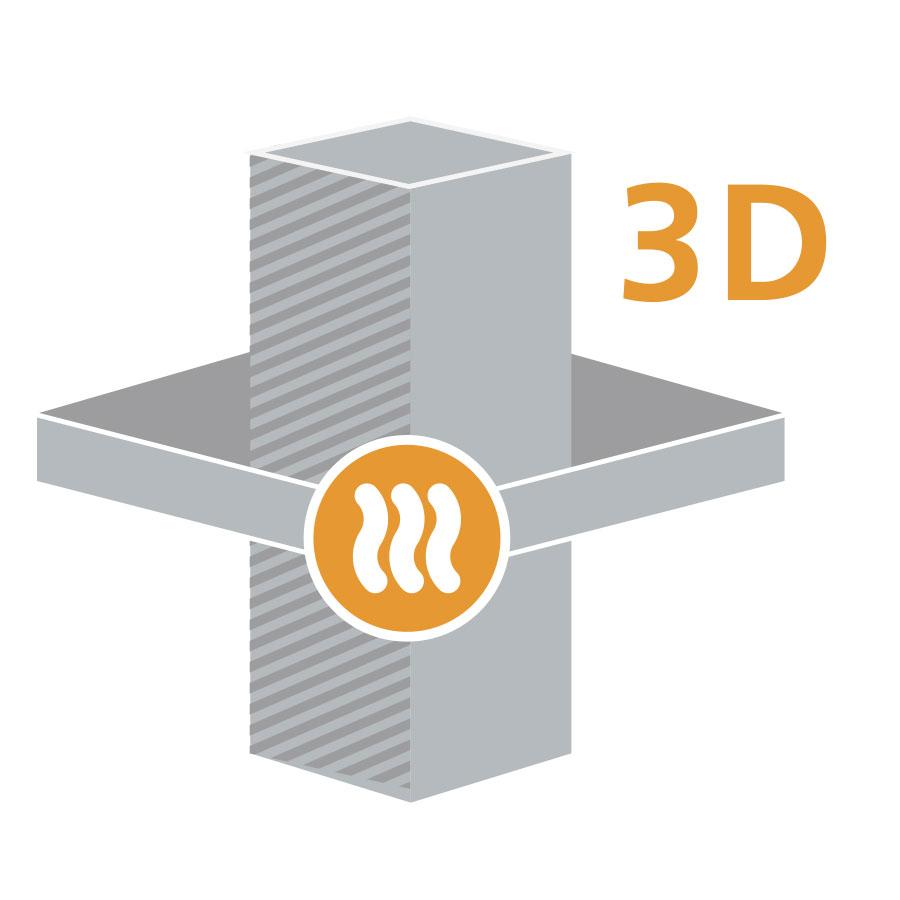 3D Wärmebrücken